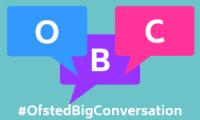 #OfstedBigConversation